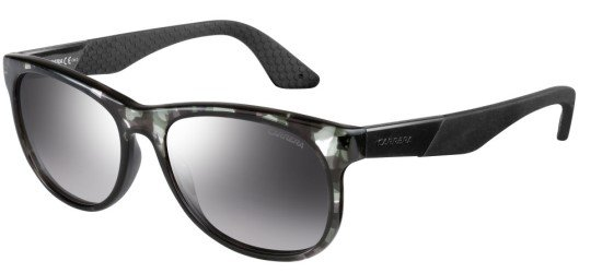 CARRERA 5010/S 8GRIC Black - Grey / Lenses Grey Gradient
