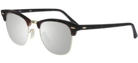 RAY-BAN RB3016 1145/30 Havana/Crystal Light Silver Mirror