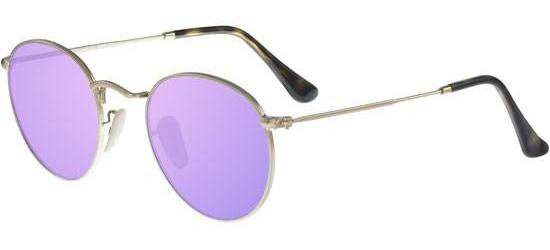 RAY-BAN RB3447N 0 01/8O Gold/Crystal Pink Mirror