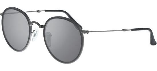 RAY-BAN RB3517 029/N8 Black Ruthenium/Crystal Grey Mirror Polarized
