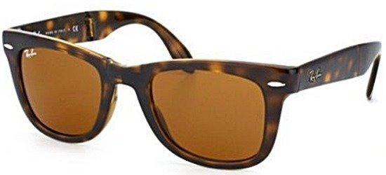 RAY-BAN RB4105 710 Havana/Crystal Brown