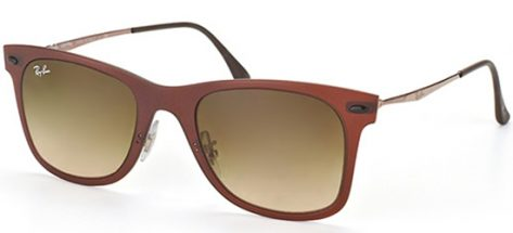 RAY-BAN RB4210 6122/13 Crystal Brown / Brown Gradientÿ