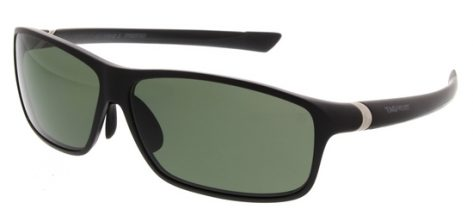 TAG HEUER TH6024 301 Matt Black/Green Polarised Lens