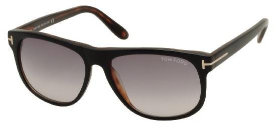 TOM FORD TF236 05B Black Havana/Grey Shaded