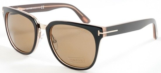 TOM FORD TF290 50J Dark Brown Gradient Lens