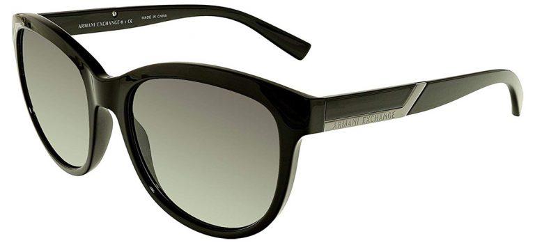 Armani Ex AX4051s 8158/11 Black/Grey Gradient
