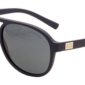 Armani Ex AX4055s 8157/87 Matte Navy Dark Sea/Grey