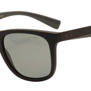 Armani Ex AX4058s 8199/81 Matte Black/Polar Grey