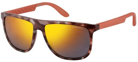 CARRERA  5003 DES/SQ Pink Havana Metallized Orange/ Yellow Brown Shaded
