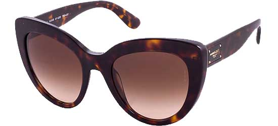 DOLCE & GABBANA 4287 50213 Dark Havana/Brown Shaded
