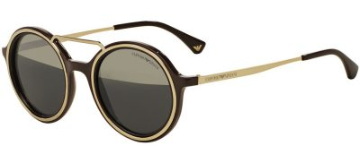 EMPORIO ARMANI EA4062 5463/1Z Brown-Gold / Grey-Gold