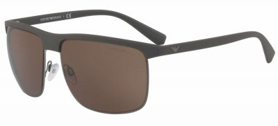 EMPORIO ARMANI EA4108 5640/73 Matte Mud / Brown