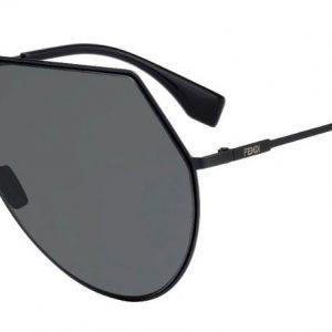 FENDI FF0193/S 807/IR Black/Dark Grey