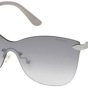 Guess GU7549 10C Shiny Palladium/Grey Shaded