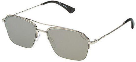 POLICE SPL361 589X Silver Frame/Silver