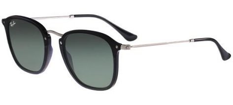 RAY-BAN RB2448N 901 Black/G-15 Classic Green