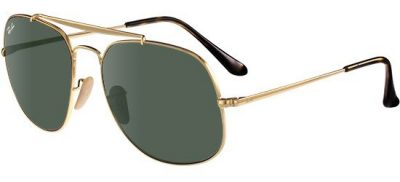 RAY-BAN RB3561 001/ Gold/G-15 Classic Green