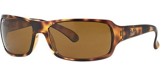 RAY-BAN RB4075 642/57 Brown Classic B-15