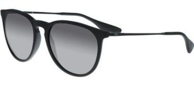 RAY-BAN RB4171 622/8G Matte Black Rubber Dark Ruthenium/Grey Shaded