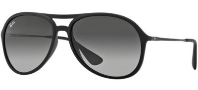 RAY-BAN RB4201 622/8G Matte Black/Grey Shaded