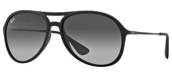 RAY-BAN RB4201 622/8G Matte Black/Grey Shaded
