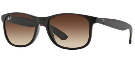 RAY-BAN RB4202 6073/13 Shiny Brown/Brown Shaded