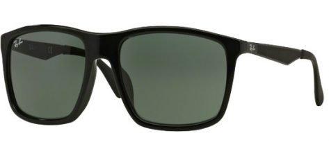 RAY-BAN RB4228F 901/71 Black Gunmetal/ Classic Green