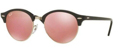 RAY-BAN RB4246 1197/Z2 Wrinkled Black/Crystal Brown Pink