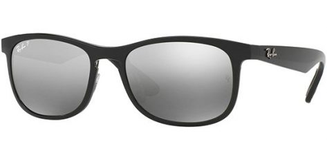 RAY-BAN RB4263 601/5J Shiny Black/Grey
