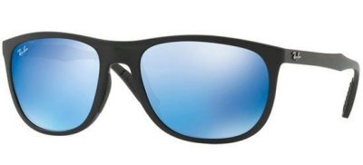 RAY-BAN RB4291 601/S55 Matte Black/Blue