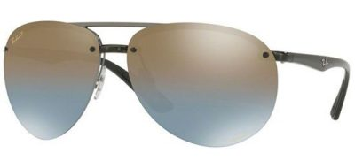 RAY-BAN RB4293CH 876/J0 Grey/Brown Grey