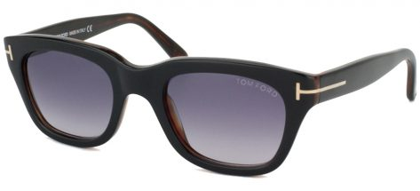 TOM FORD TF237 05B Dark Havana/Grey Gradient
