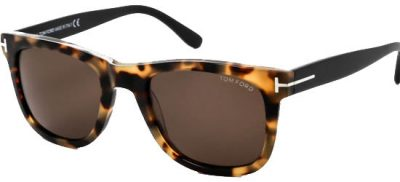 TOM FORD TF336 55J Havana Green Melange/Brown