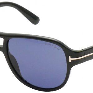 TOM FORD TF446 01V Shiny Black/Blue