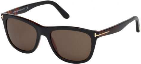TOM FORD TF500 05J Black Havana/Brown Red