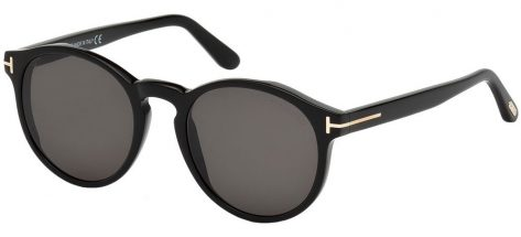 TOM FORD TF591 01A Shiny Black/Grey
