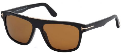 TOM FORD TF628 01E Black/Brown