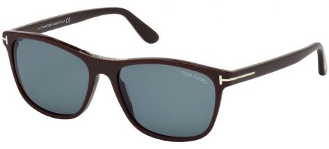 TOM FORD TF629 01A Black/Smoke Brown