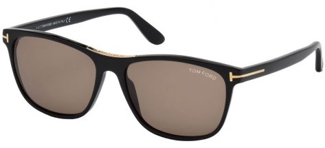 TOM FORD TF629 48V Dark Brown/Blue