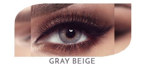 Bella Elite - Gray Beige - 1 box 2 lenses