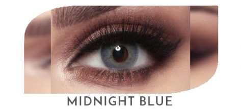Bella Elite - Midnight Blue - 1 box 2 lenses
