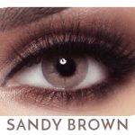Bella Elite - Sandy Brown - 1 box 2 lenses