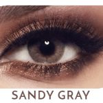 Bella Elite - Sandy Gray - 1 box 2 lenses