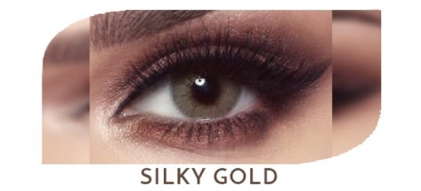 Bella Elite - Silky Gold - 1 box 2 lenses