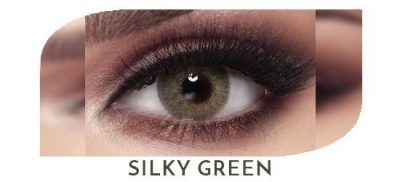 Bella Elite - Silky Green - 1 box 2 lenses