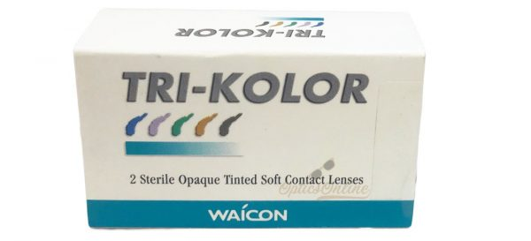 Waicon TriKolor 2 pack color lenses online