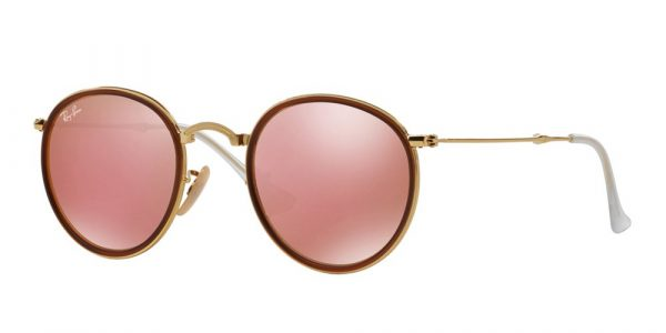 RAY-BAN ROUND RB 3517 001/Z2