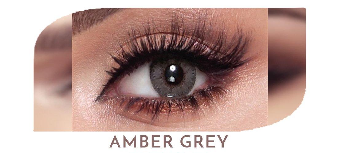 BELLA ELITE – AMBER GREY – 1 BOX 2 LENSES