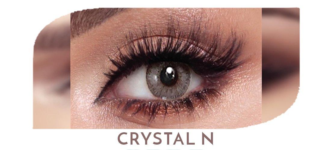 Bella Elite - Crystal N - 1 box 2 lenses